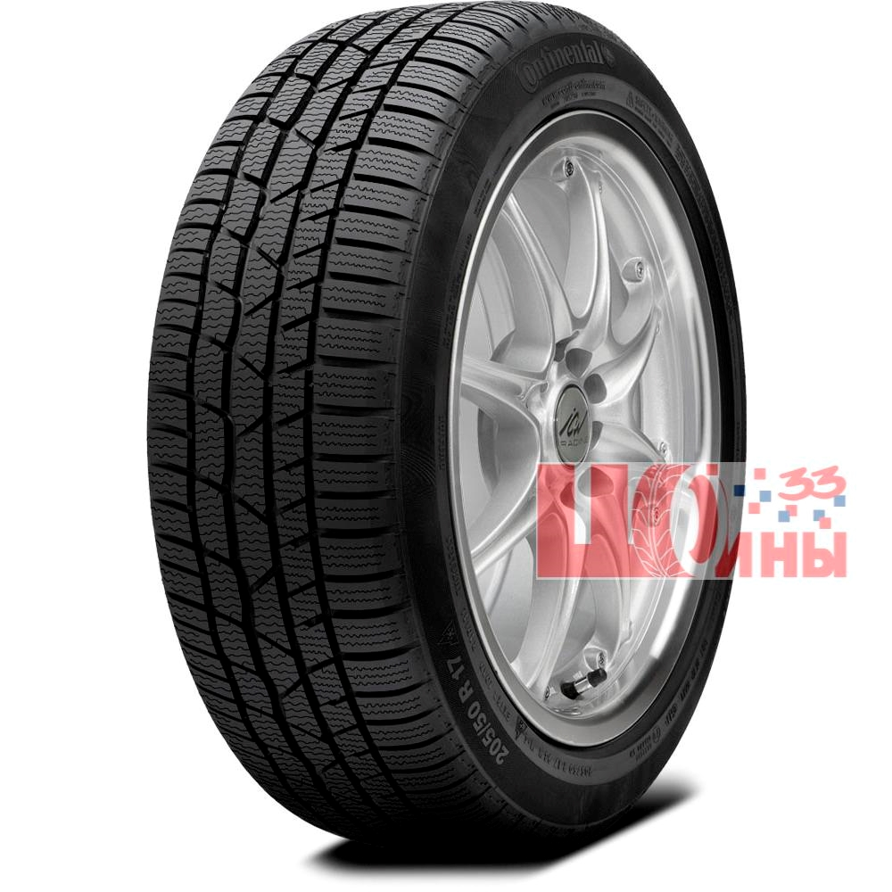 Б/У 205/55 R16 Зима CONTINENTAL C.Winter Contact TS-830 Р RSC Кат. 4