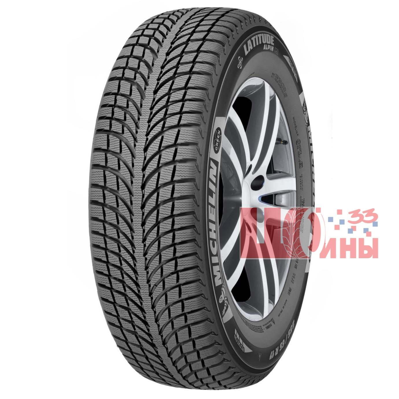 Б/У 275/45 R21 Зима MICHELIN Latitude Alpin-2 Кат. 3
