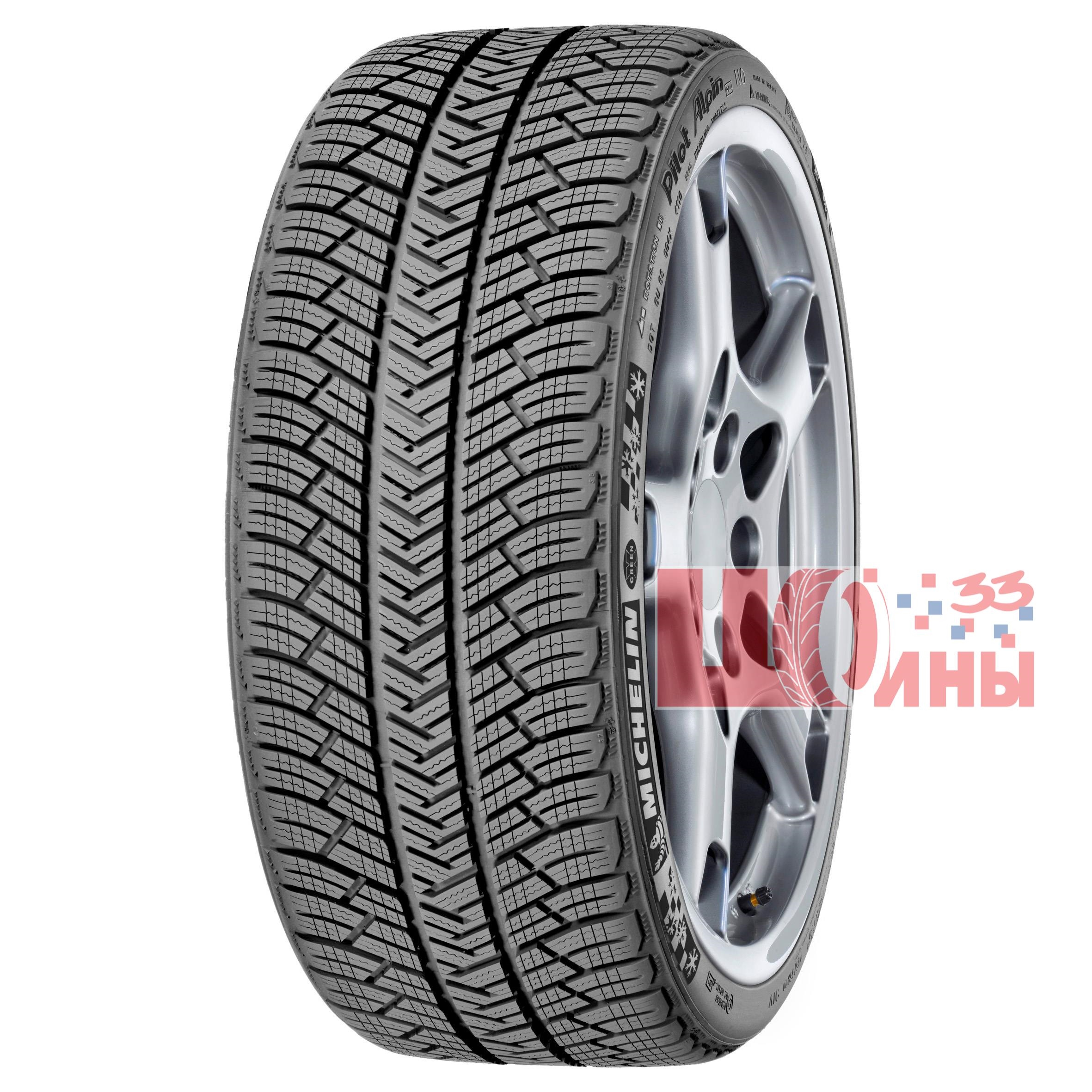 Б/У 245/40 R17 Зима MICHELIN Pilot Alpin PA-4 Кат. 2