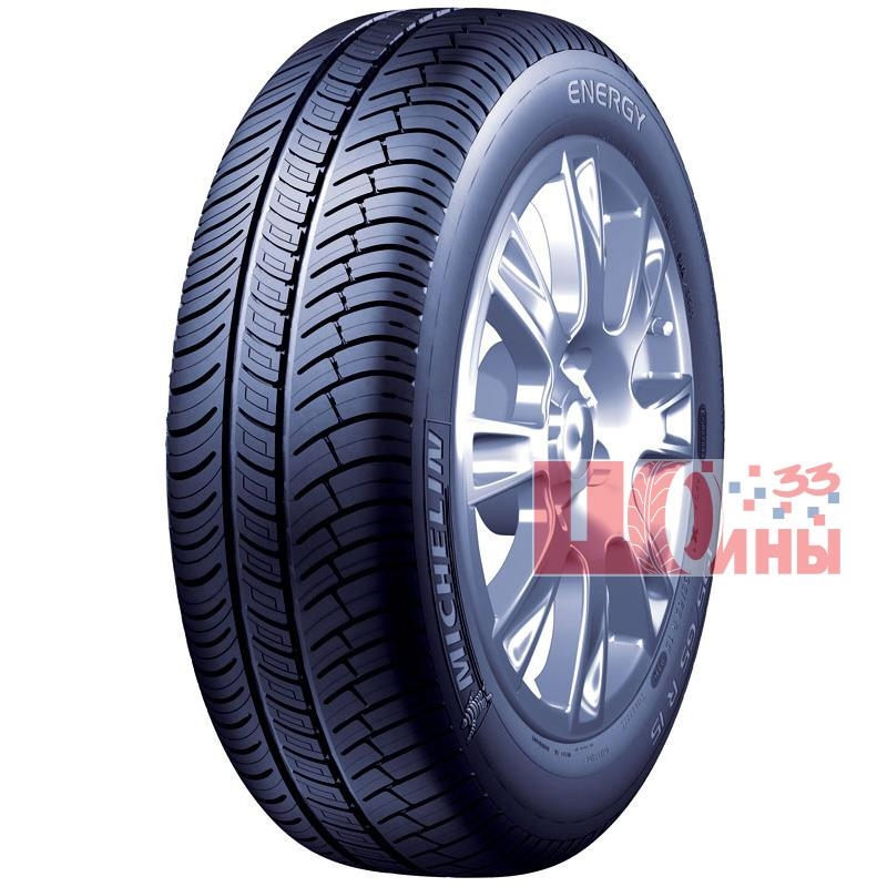 Б/У 195/60 R16 Лето MICHELIN Energy E-3A Кат. 2