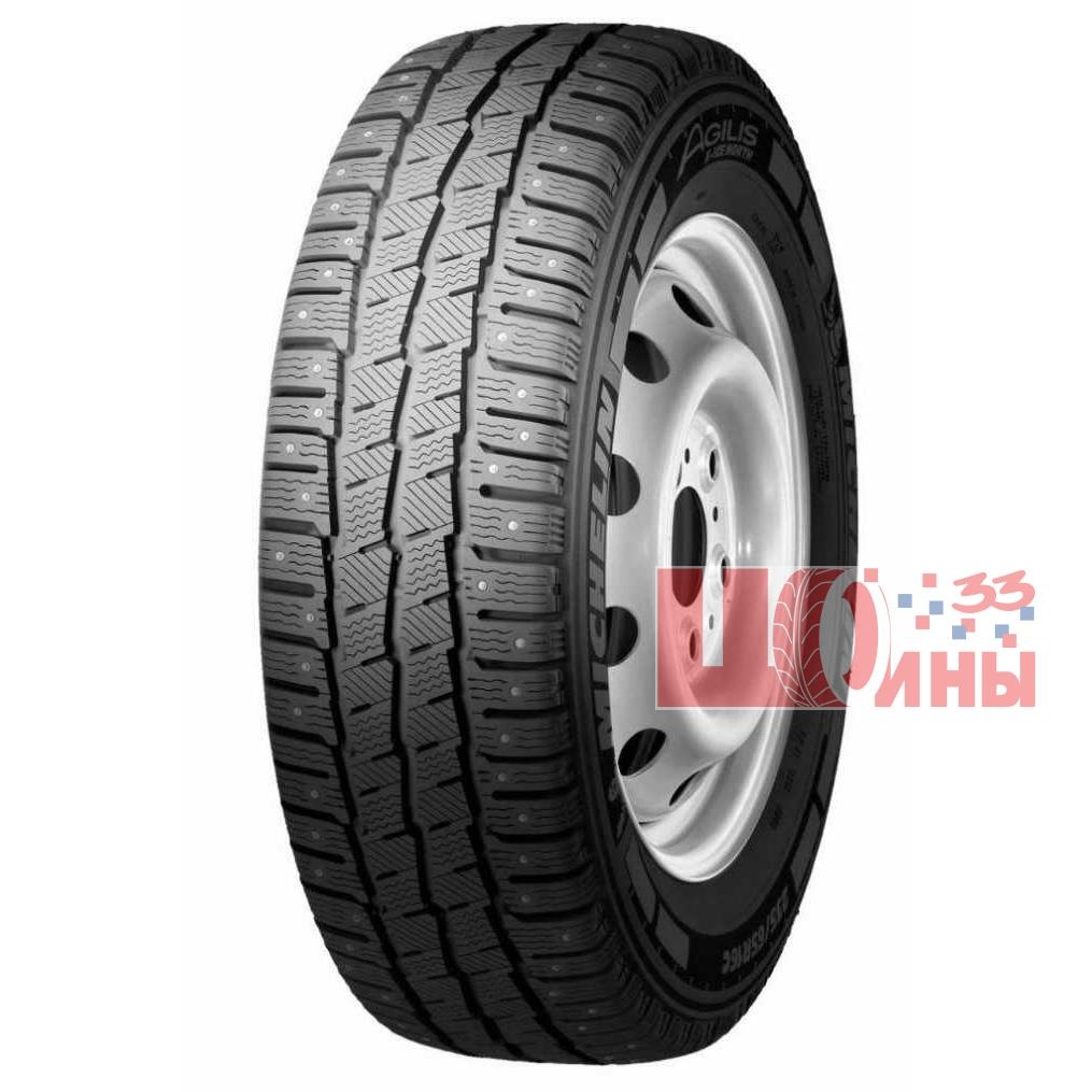 Новое 185/ R14C Зима Шипы  MICHELIN Agilis X-ICE North
