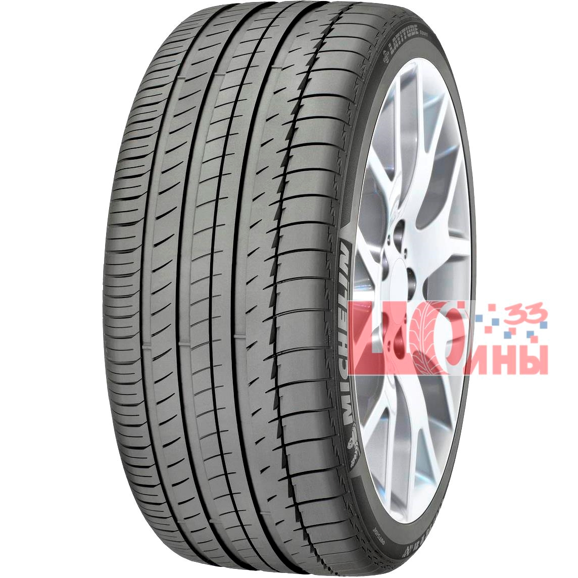 Б/У 275/45 R20 Лето MICHELIN Latitude Sport Кат. 5