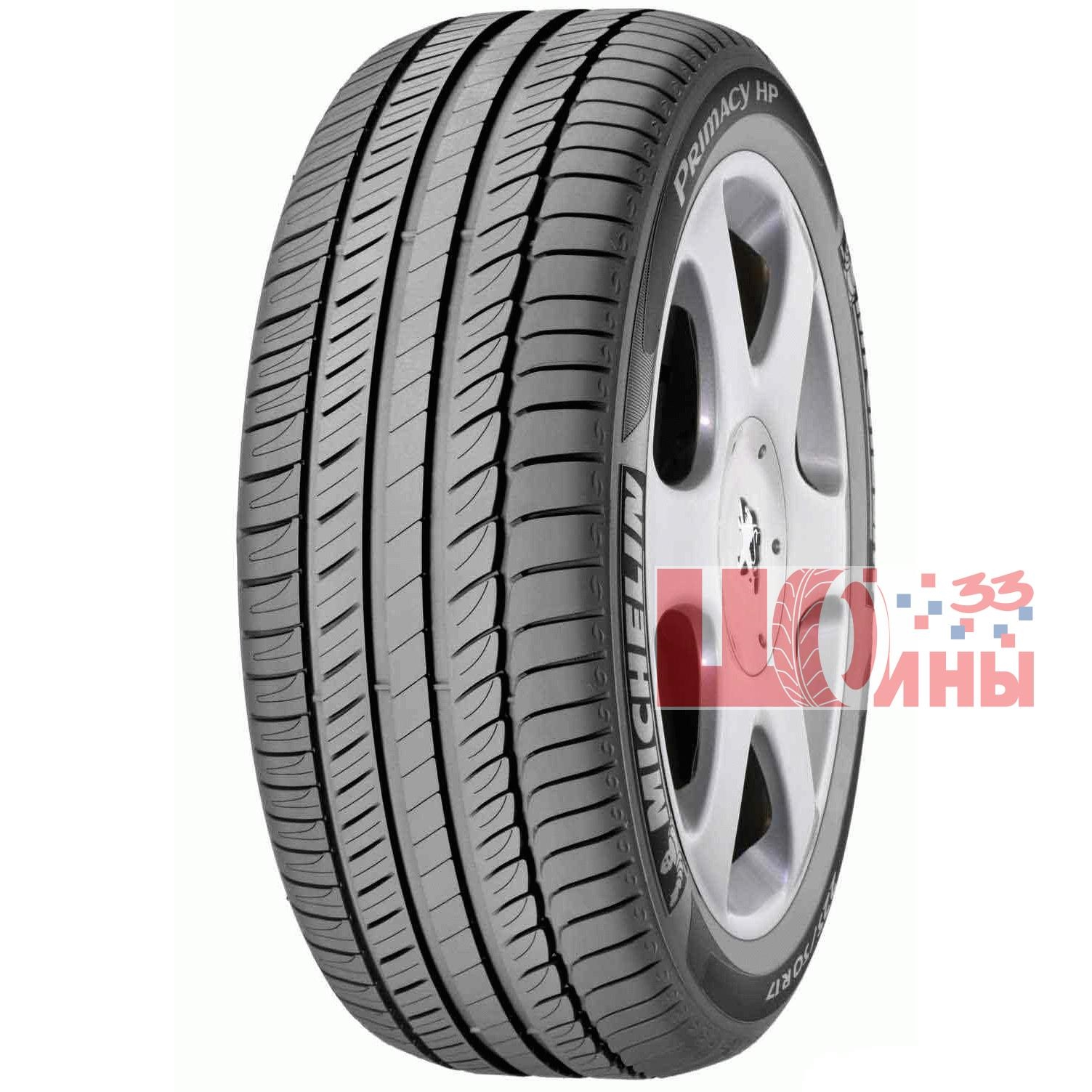 Б/У 205/55 R17 Лето MICHELIN Primacy HP Кат. 5