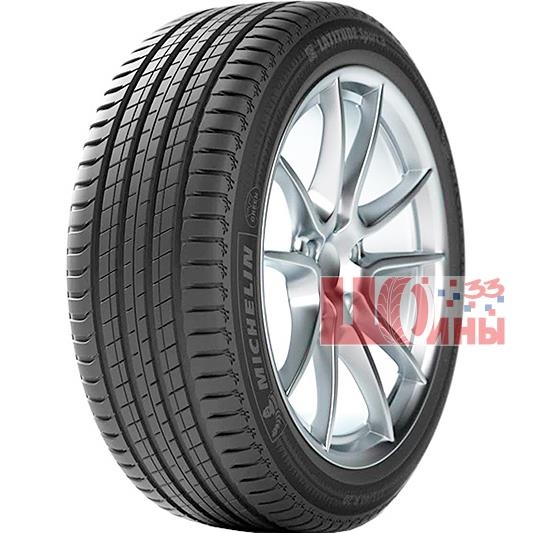 Новое 315/35 R20 Лето MICHELIN Latitude Sport-3  W