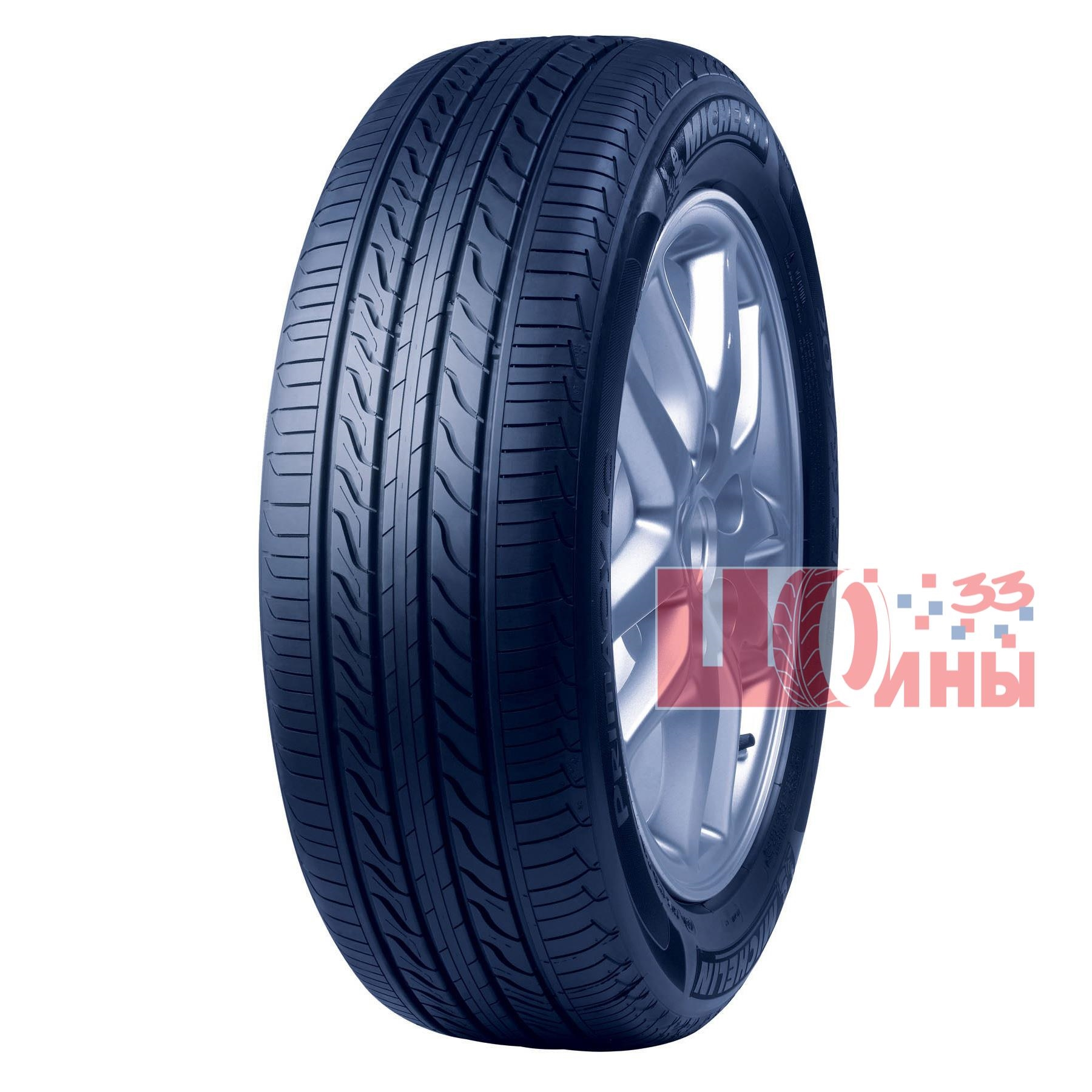 Б/У 215/55 R17 Лето MICHELIN Primacy LC Кат. 4