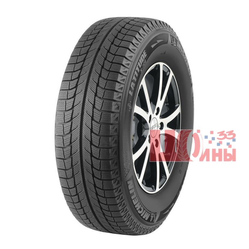 Б/У 275/40 R20 Зима MICHELIN Latitude X-ICE-2 Кат. 2