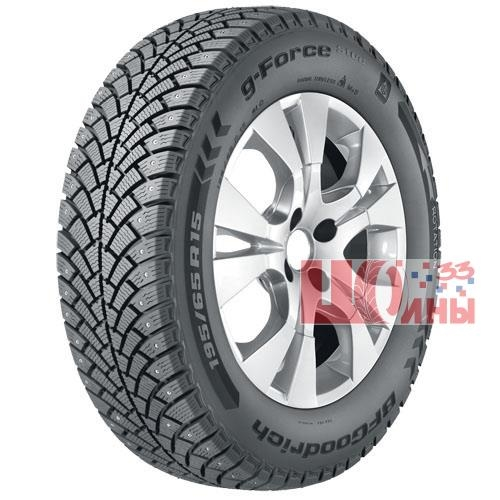 Б/У 205/65 R15 Зима Шипы  BFGoodrich G-Force Stud Кат. 4