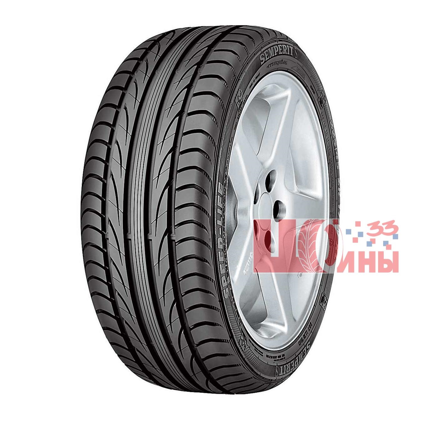 Б/У 205/40 R17 Лето SEMPERIT Speed Life Кат. 2
