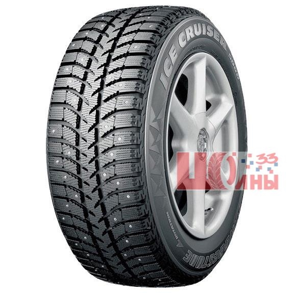 Б/У 235/60 R16 Зима Шипы  BRIDGESTONE IC-5000 Кат. 3