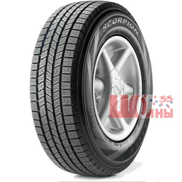 Б/У 235/55 R18 Зима PIRELLI Scorpion Ice & Snow Кат. 2