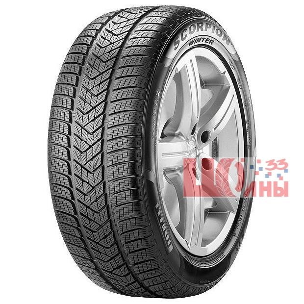 Б/У 295/40 R21 Зима PIRELLI Scorpion Winter Кат. 5