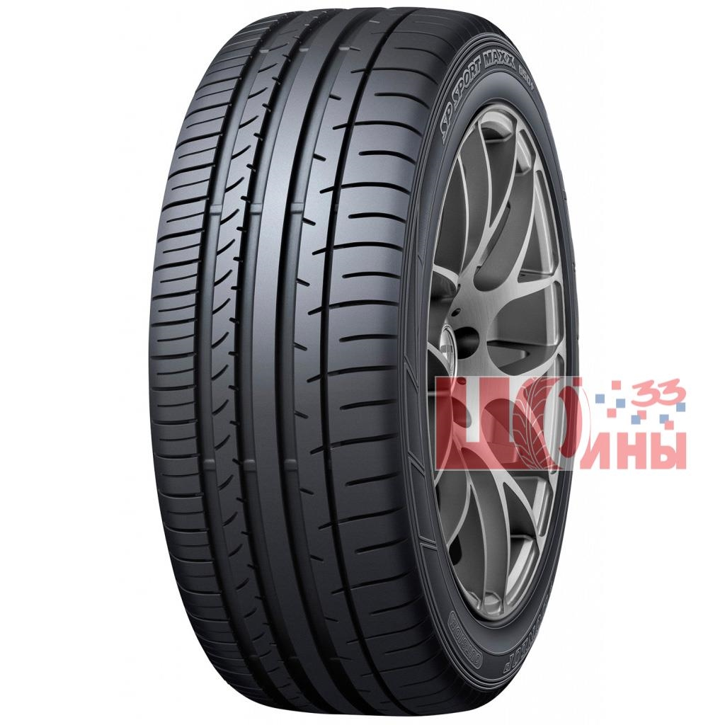 Б/У 255/55 R18 Лето DUNLOP SP Sport Maxx-050 Plus Кат. 5