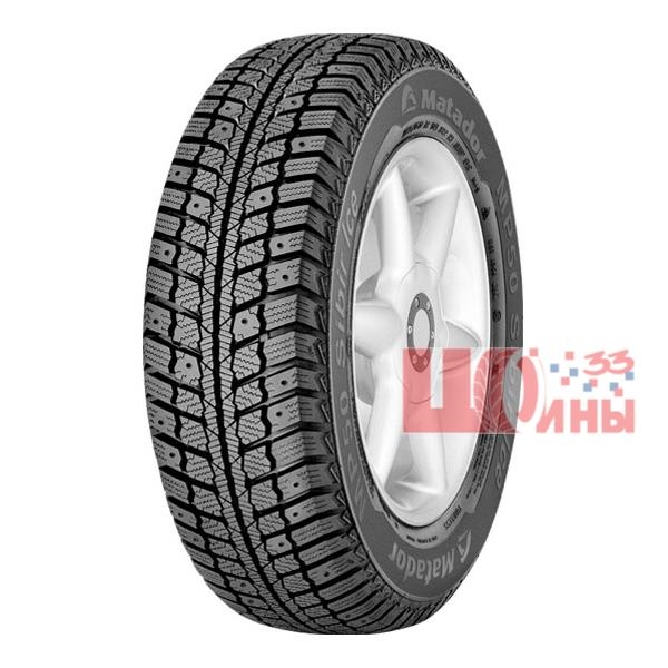 Б/У 185/65 R15 Зима Шипы  Matador MP-50 Sibir Ice Кат. 5