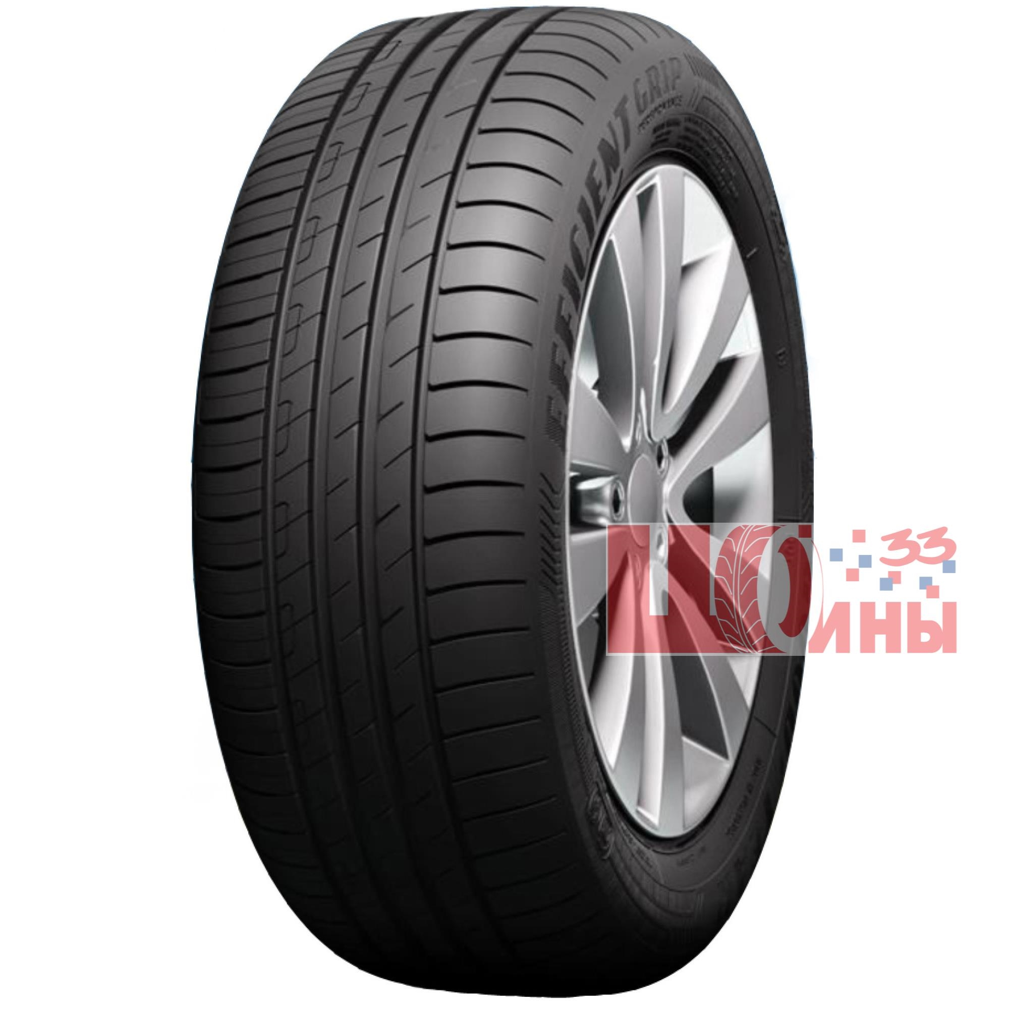 Б/У 225/55 R17 Лето GOODYEAR Efficient Grip Perfomance Кат. 5