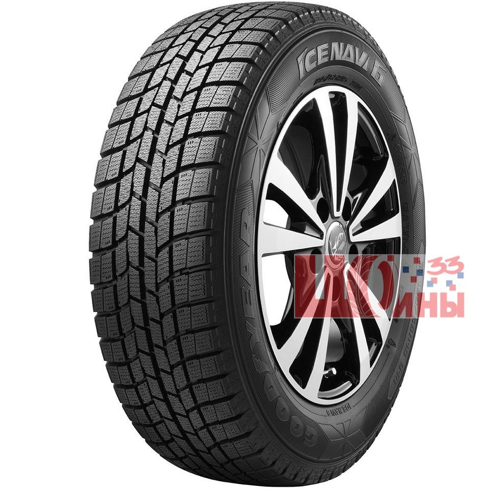 Б/У 205/60 R16 Зима GOODYEAR Ice Navi-6 Кат. 3