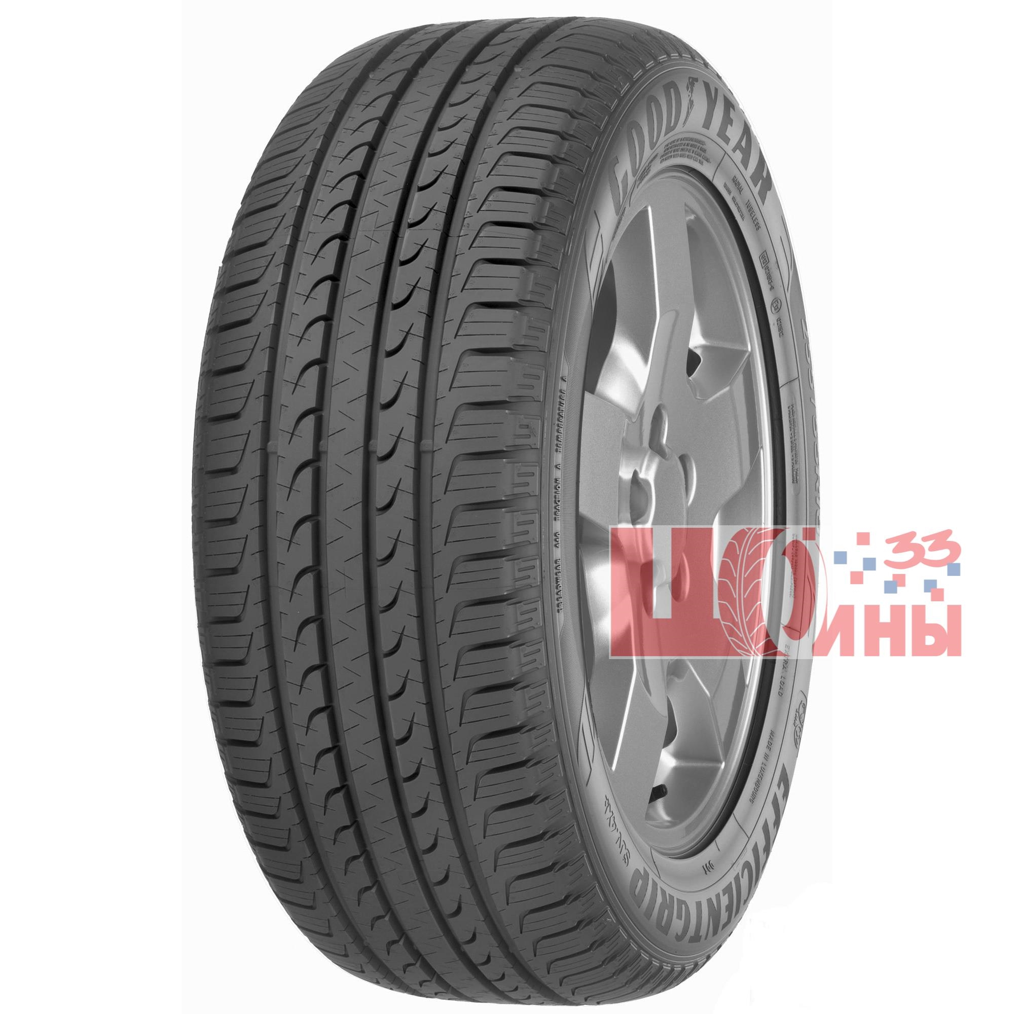 Б/У 215/55 R16 Лето GOODYEAR Efficient Grip Кат. 2