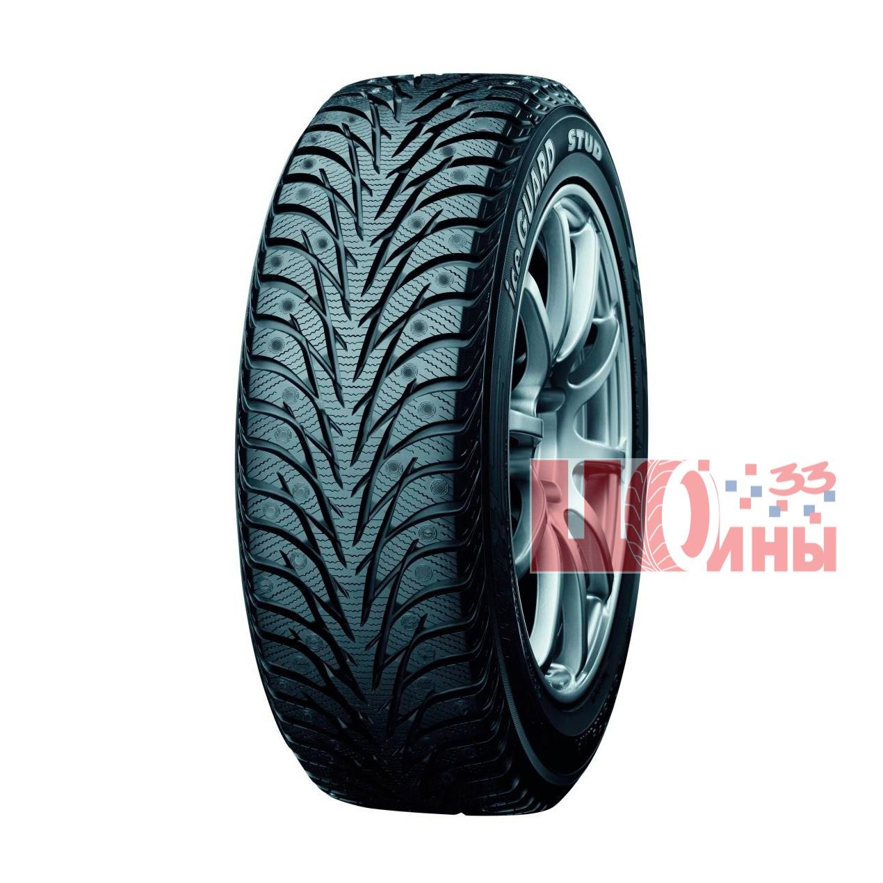 Б/У 195/65 R15 Зима Шипы  YOKOHAMA Ice Guard IG-35 Кат. 4